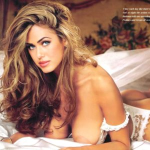 Shauna Sand Playboy centerfold