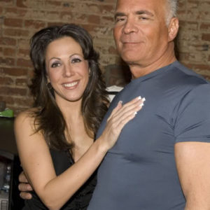 Amy Fisher and her husband