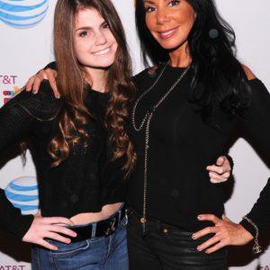 Daughter and Danielle Staub