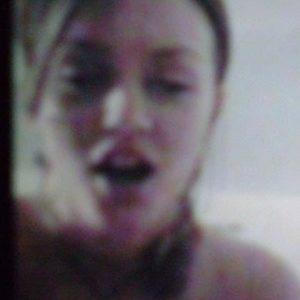 Leighton Meester orgasm