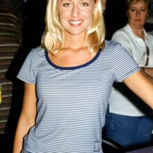 young Mindy McCready