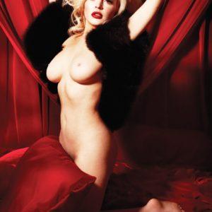 Lindsay Lohan Playboy nudes (2)