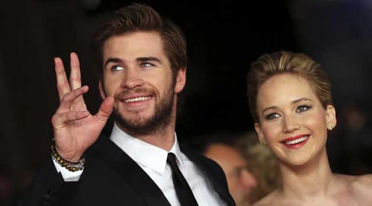 Jennifer and Liam on the Red Carpet Together
