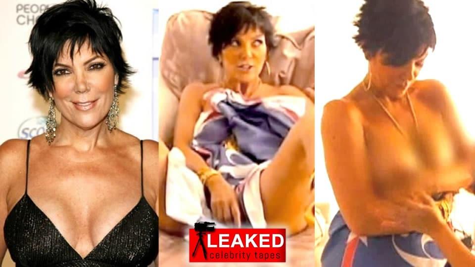 Kris Jenner nsfw nudes
