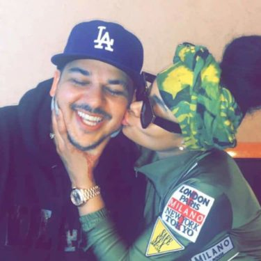 Blac Chyna And Rob Kardashian's Vacation Together In Jamaica