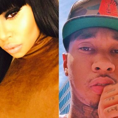 Blac Chyna Says She Will Sue If Tape With Tyga Is Leaked