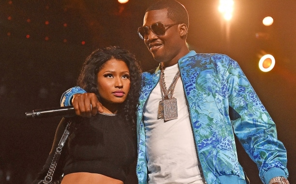 Nicki Minaj Engaged To Rapper Meek Mill