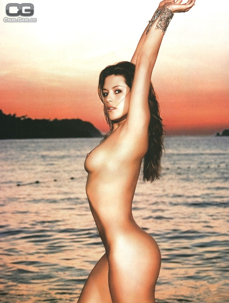 Alicia Machado porno video